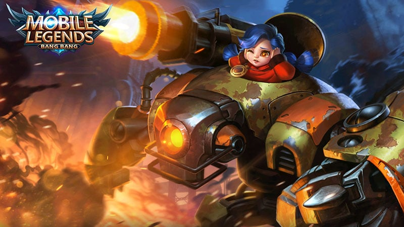 Wallpaper Jawhead Mobile Legends