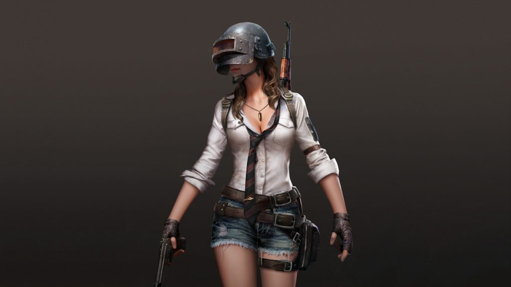 Download 1366x768 Pubg Mobile Characters Playerunknown S: 135 Wallpaper PUBG Mobile HD Terbaru 2019!