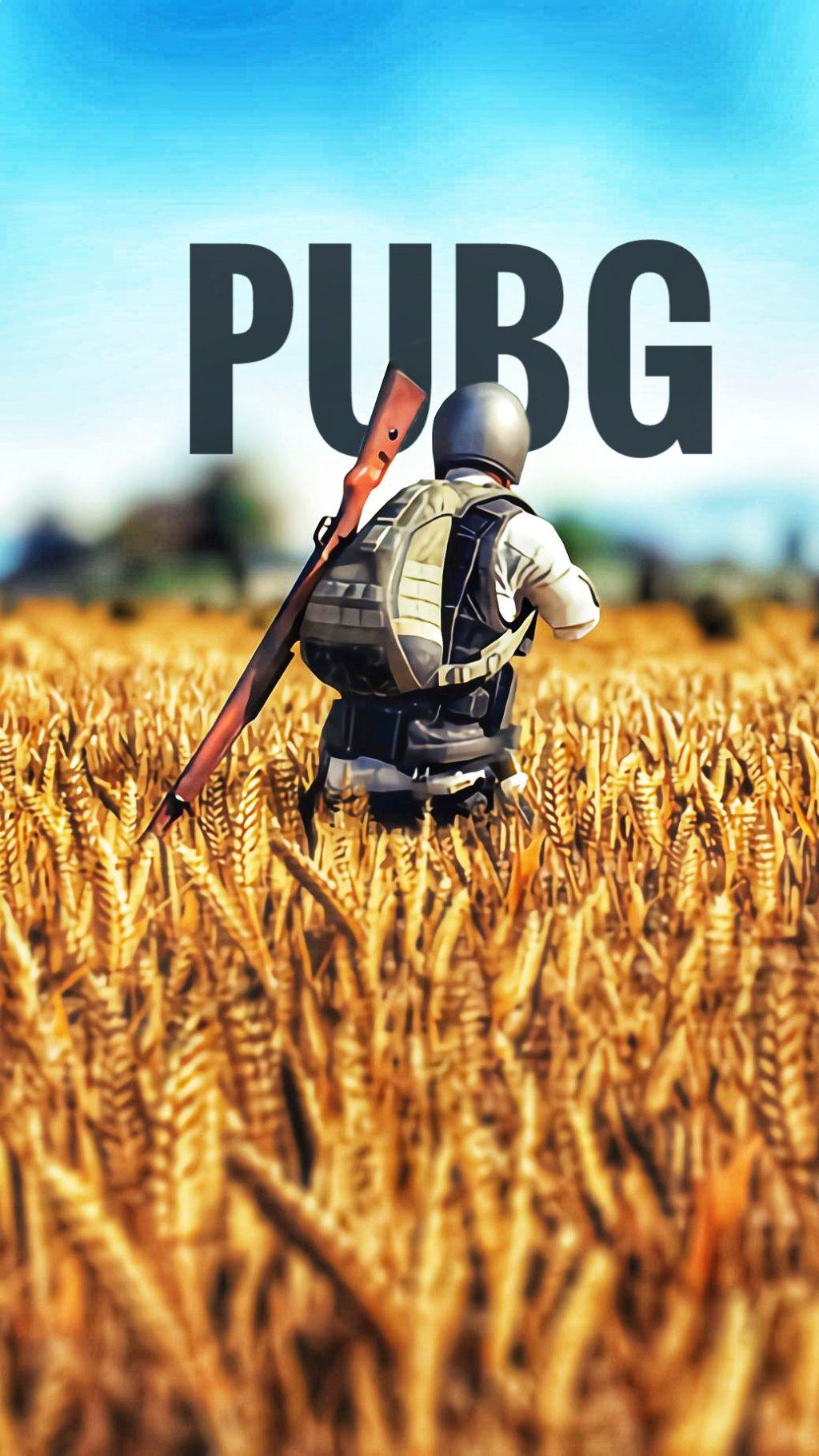 PUBG Field
