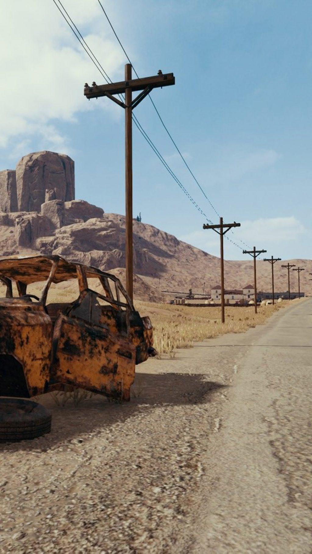Road To Miramar