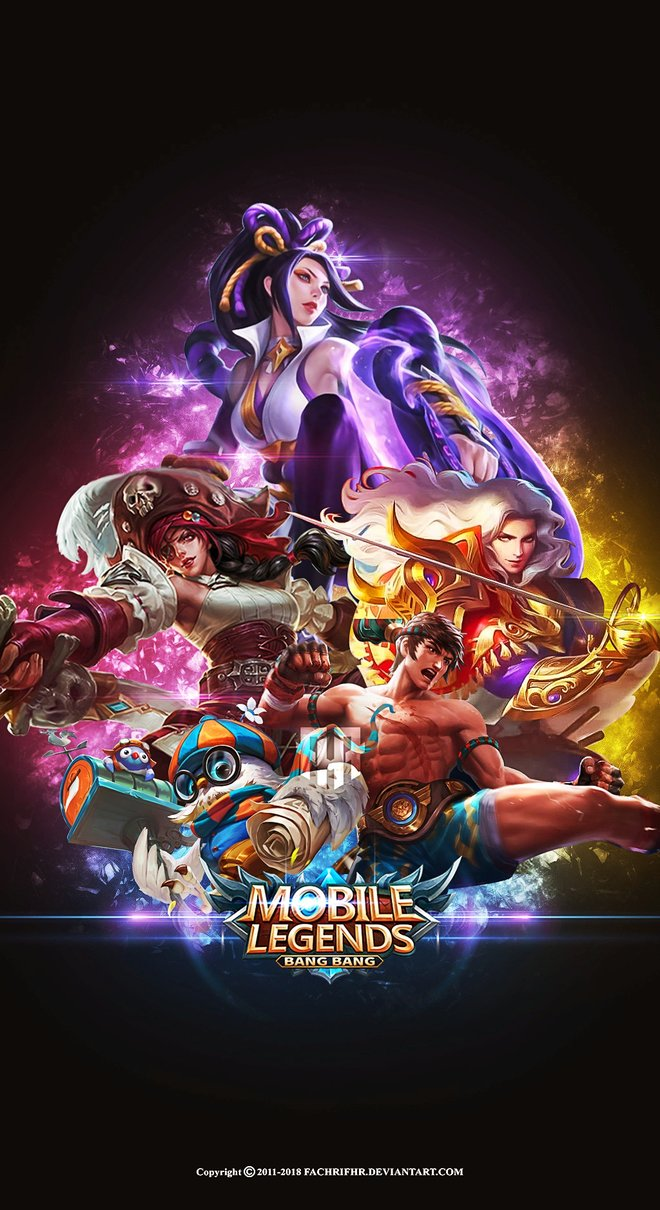 245 Wallpaper Mobile Legends Hd Terbaru 2018 Terlengkap Senalar