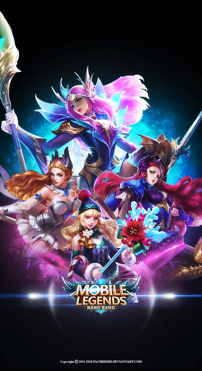 245 Wallpaper Mobile Legends HD Terbaru 2020 TERLENGKAP