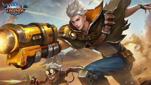 Claude - Hero Mobile Legends