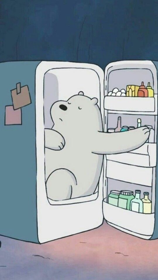 Doll In The Refrigerator