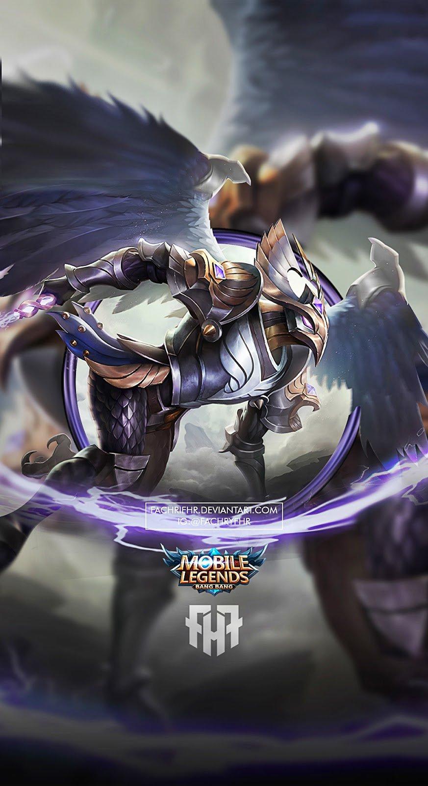 260 Wallpaper Mobile Legends HD Terbaru 2018 TERLENGKAP